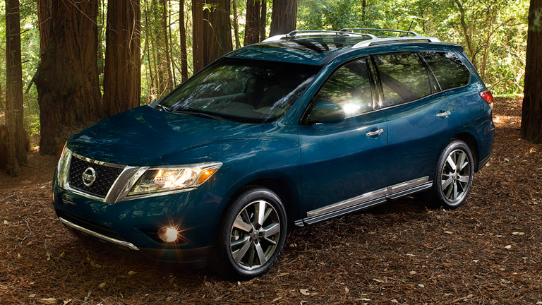 2015 Nissan Pathfinder vs 2015 Nissan Murano Humble TX