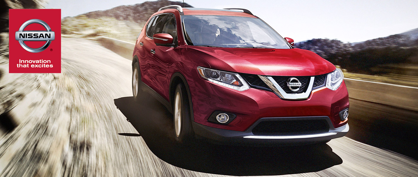 2015 Nissan Rogue Trim Comparison Houston TX
