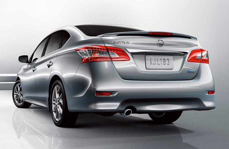2015 Nissan Sentra The Woodlands TX