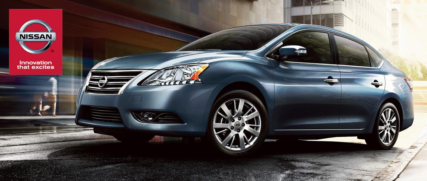 2015 Nissan Sentra Trim Comparison Houston TX