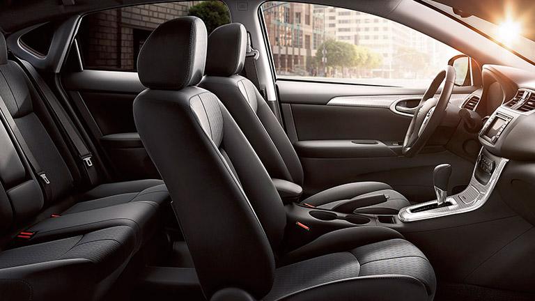 2015 Nissan Sentra Trim Comparison Humble TX