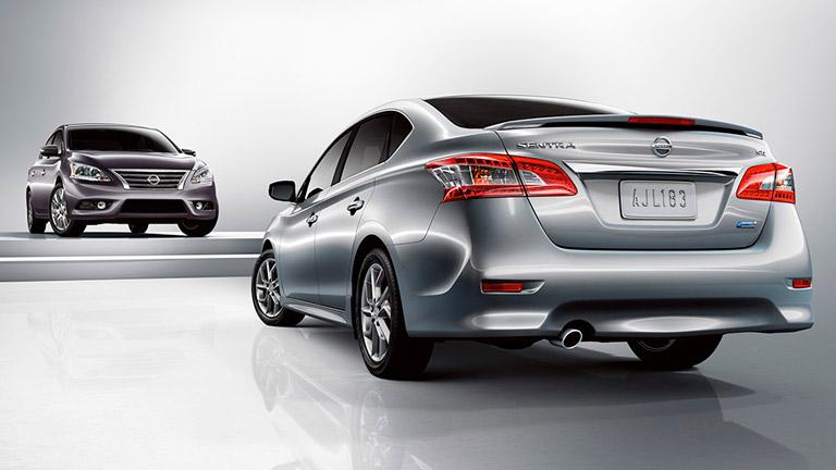 2015 Nissan Sentra Trim Comparison Galveston TX