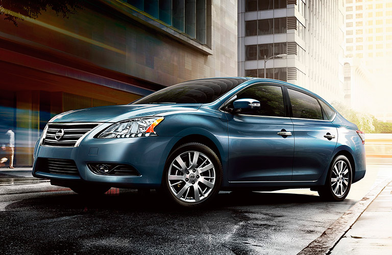 2015 Nissan Altima vs 2015 Nissan Sentra The Woodlands TX