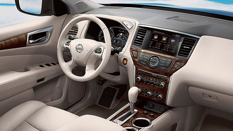 2015 Nissan Pathfinder Platinum Humble TX