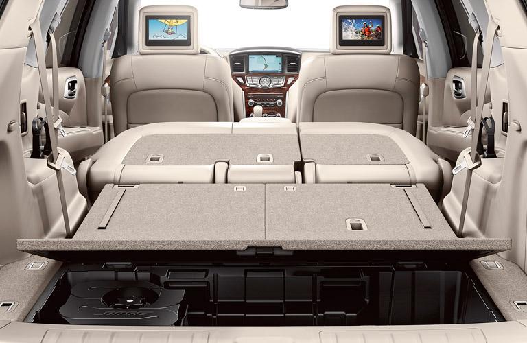 2015 Nissan Pathfinder Vs 2015 Jeep Grand Cherokee